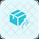 Delivery Box Forward Icon