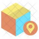 Mparcel Track Location Delivery Box Location Pracel Location Icon