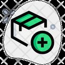 Delivery Box Plus Icon