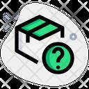 Delivery Box Question Icon