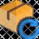 Delivery Box Refresh Icon