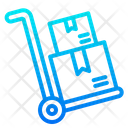 Delivery Boxes Icon
