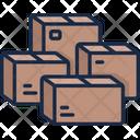 Cartons Icon