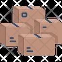 Carton Carton Box Parcel Icon