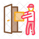 Delivery Boy Icon