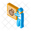 Loader Equipment Machine Icon