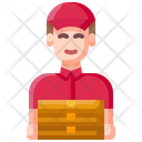 Delivery Food Pizza Icon