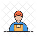 Delivery Truck Parcel Icon