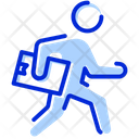 Delivery Boy Delivery Courier Icon