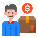 Delivery Boy Delivery Man Delivery Icon