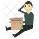 Package Goods Box Icon