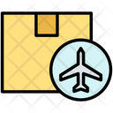 Air Delivery Air Transport Icon