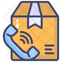 Delivery Call Call Package Icon
