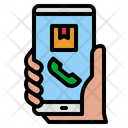 Delivery Call Phone Info Icon
