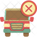 Delivery Cancelled Icon