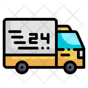 Delivery Car Shipping And Delivery Delivery Truck Icon