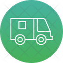 Delivery Car Vehicle Shipping Truck Icon
