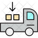 Delivery Car Icon