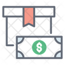 Delivery Charges Cash On Delivery Parcel Delivery Icon