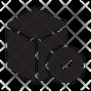 Delivery Parcel Box Icon