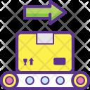 Delivery Conveyor Icon