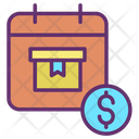 Delivery Reminder Package Reminder Delivery Date Icon