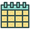 Schedule Delivery Shipping Icon