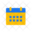 Calander Schedule Date Icon