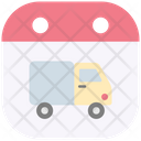 Delivery Date Delivery Shipping Icon