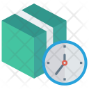 Deadline Time Delivery Icon
