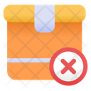 Delivery Declined Icon
