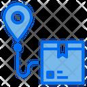 Delivery Destination Location Icon