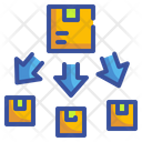 Delivery Distribution Icon