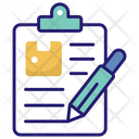 Delivery Document Document Form Icon