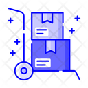 Delivery Dolly Icon