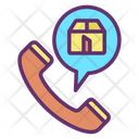 Delivery Enquiry Delivery Call Delivery Icon