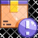 Delivery Error Icon
