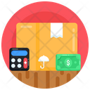 Delivery Cost Delivery Expense Parcel Expense Icon