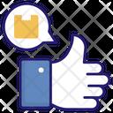 Delivery Feedback Icon