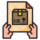 Delivery File Icon