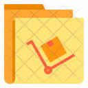 Delivery Folder Icon