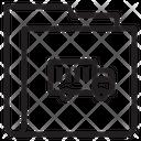 Logistic Folder Transportation Folder Icon