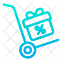 Delivery Gift Icon