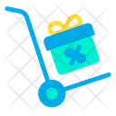 Box Delivery Gift Icon