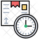Delivery In Time Icon