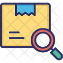 Delivery Inspection Icon