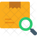 Delivery Inspection Inspection Package Icon