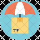 Dry Safe Handling Icon