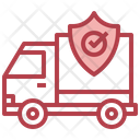 Delivery Insurance Delivery Truck Transport Icon