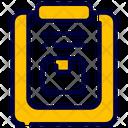 List Box Order Icon